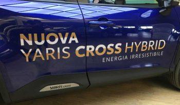 TOYOTA Yaris Cross 1.5h Lounge 116 CV e-cvt 2WD pieno