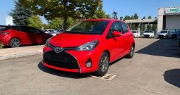 TOYOTA Yaris 1.4 D-4D Trend Red Edition